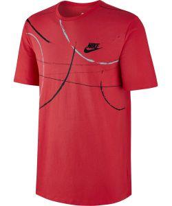 Nike | Футболка M Nsw Tee Darwin Prnt