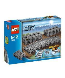 LEGO | Игрушка Город Гибкие Путиномер Модели 7499