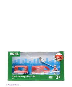 Brio | Пассажирский Поезд С Usb Подзарядкой