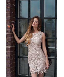 Вестетика   Платье Футляр Lux