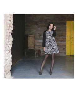 FRIO | Платье-Туника Трикотаж Черное
