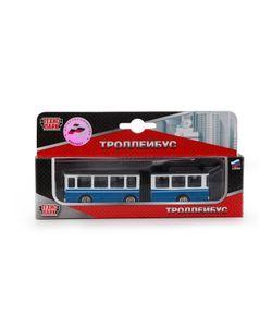 Технопарк | Троллейбус С Резинкой 12См