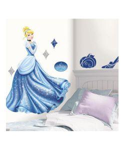 ROOMMATES | Наклейки Дл Декора Дисней Принцессы Золушка