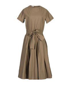 Brunello Cucinelli | Платье Длиной 3/4
