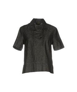 Le Mont St Michel | Джинсовая Рубашка