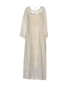 SOALLURE | Длинное Платье