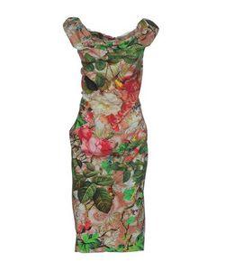 Vivienne Westwood   Платье Длиной 3/4