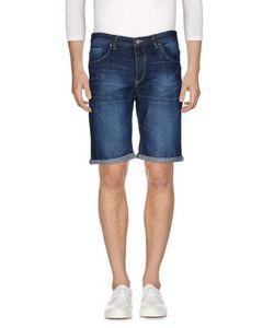 Clark Jeans   Джинсовые Бермуды