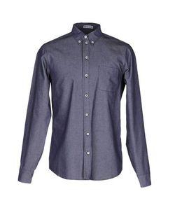QUATRE SAISONS   Джинсовая Рубашка