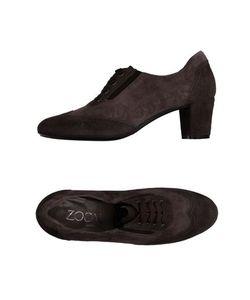 Zocal | Обувь На Шнурках