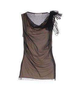 Valentino T-Shirt Couture | Топ Без Рукавов