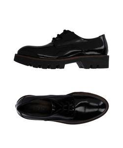 NORA BLACK | Обувь На Шнурках