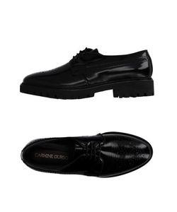 CARMINE DURSO | Обувь На Шнурках