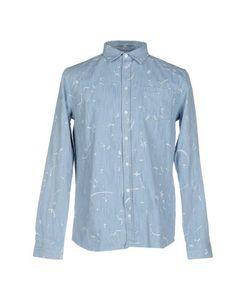 Libertine-Libertine   Джинсовая Рубашка