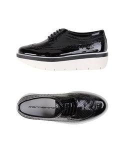 Fornarina | Обувь На Шнурках