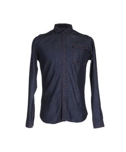 OSVALDO TRUCCHI   Джинсовая Рубашка