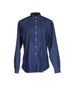 VANGHER N.7   Джинсовая Рубашка
