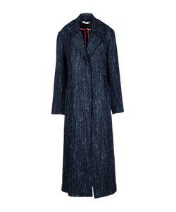 Peacock Blue | Пальто