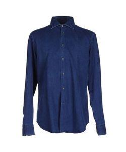BROWN & BROS. | Джинсовая Рубашка