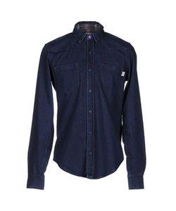 POP 84 | Джинсовая Рубашка