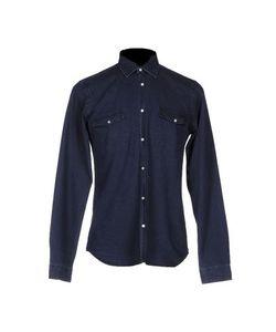 Manuel Ritz | Джинсовая Рубашка