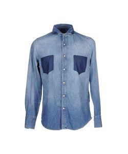 (+) People   Джинсовая Рубашка