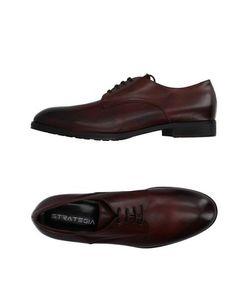 Strategia | Обувь На Шнурках