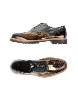 Voile Blanche   Обувь На Шнурках