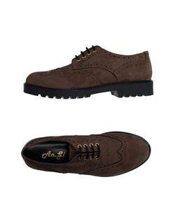 AN.GI   Обувь На Шнурках