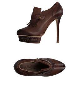 Enio Silla For Le Silla | Обувь На Шнурках
