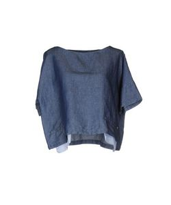 Ottod'Ame   Джинсовая Рубашка