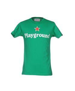 Upper Playground   Футболка