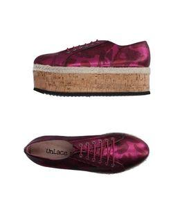 UNLACE   Обувь На Шнурках