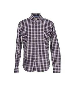 Brooksfield Royal Blue   Pубашка