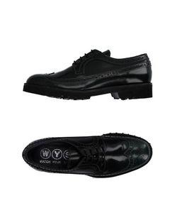 WYS WATCH YOUR STEP | Обувь На Шнурках