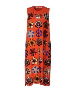 Victoria, Victoria Beckham | Платье Длиной 3/4