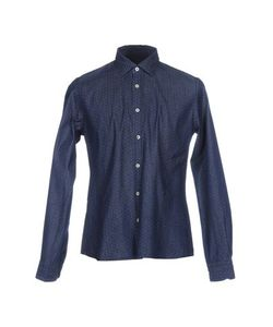 Andrea Morando   Джинсовая Рубашка