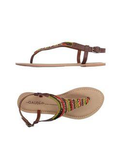 Gaudi' Shoes | Вьетнамки