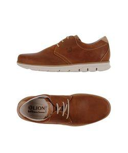 Lion | Обувь На Шнурках