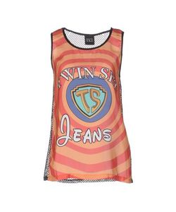 Twin-Set Jeans | Топ Без Рукавов