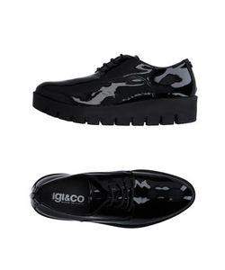 Igi&Co | Обувь На Шнурках