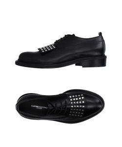 Costume National Homme | Обувь На Шнурках