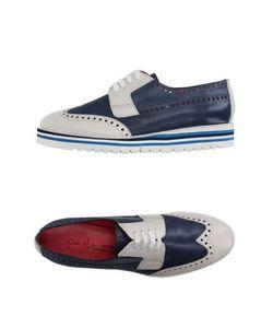 Pas De Rouge | Обувь На Шнурках
