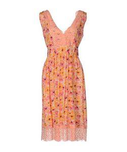 Pf Paola Frani | Платье До Колена