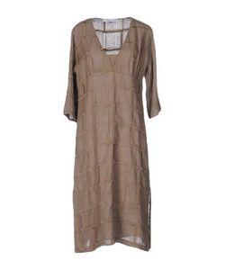 La Fabbrica Del Lino | Платье Длиной 3/4