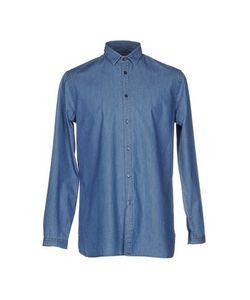 HŌSIO   Джинсовая Рубашка