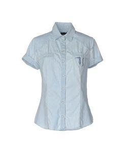 Trussardi Jeans | Джинсовая Рубашка