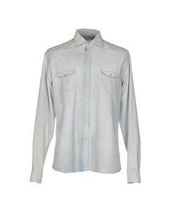 Capri   Джинсовая Рубашка