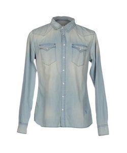 Uniform | Джинсовая Рубашка
