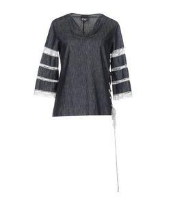 Pf Paola Frani | Джинсовая Рубашка